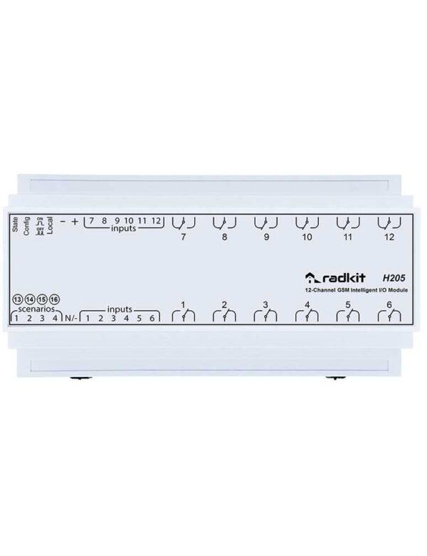 کنترلر سیم کارتی 12 کانال